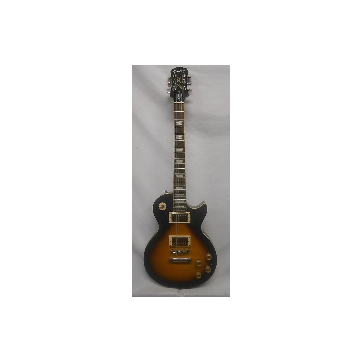 Epiphone Les Paul Tribute 1960S Neck Solid Body Electric Guitar