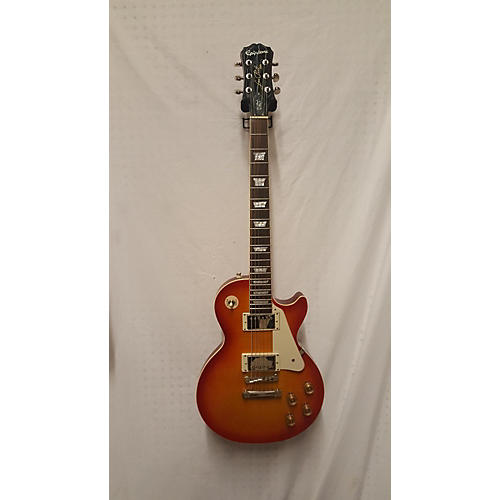 used epiphone les paul ultra iii solid body electric guitar heritage cherry sunburst guitar center. Black Bedroom Furniture Sets. Home Design Ideas