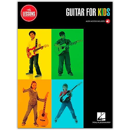 Guitar Center Lessons Guitar for Kids Curriculum Book (Book/Online Audio)