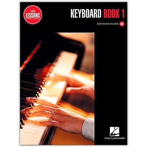 Guitar Center Lessons Keyboard Curriculum Book 1 (Book/Online Audio)