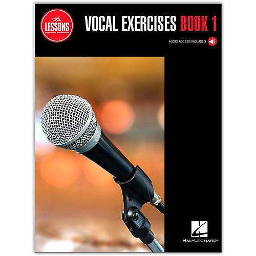 Guitar Center Lessons Vocal Lessons Book 1 (Book/Online Audio)