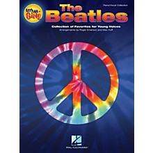 Hal Leonard Let's All Sing The Beatles (Collection of Favorites for Young Voices) Piano/Vocal by Roger Emerson