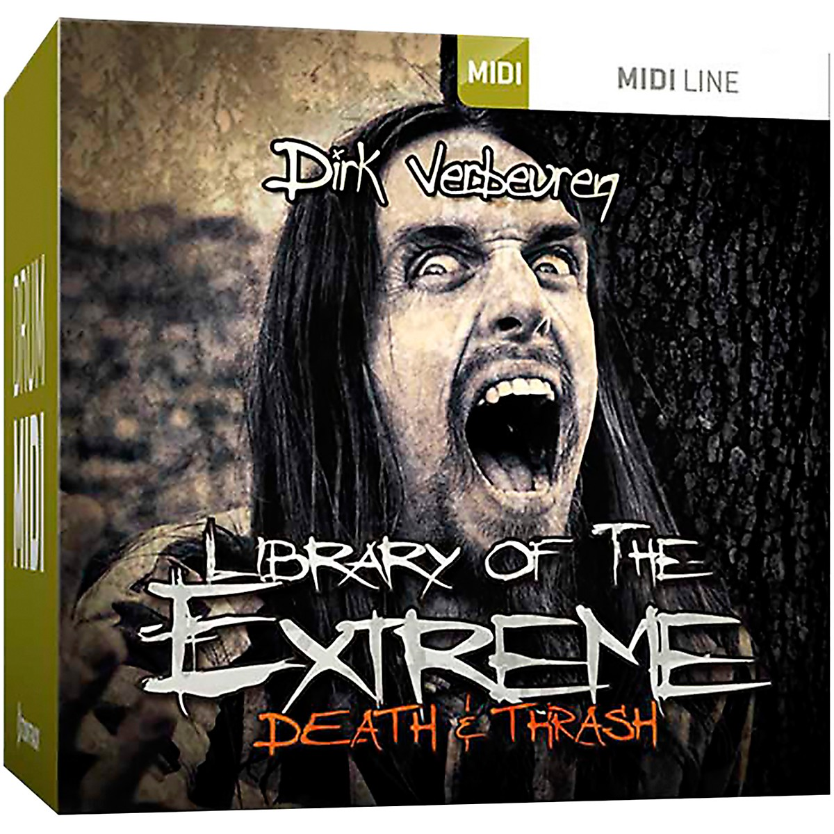 Toontrack Library of the Extreme — Death & Trash (Download)