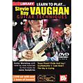 Mel Bay Lick Library Learn to Play Stevie Ray Vaughan Guitar Techniques Volume 1 2 DVD Set thumbnail