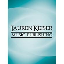 Lauren Keiser Music Publishing Licks (Double Bass Trio) LKM Music Series Composed by Jonathan D. Kramer