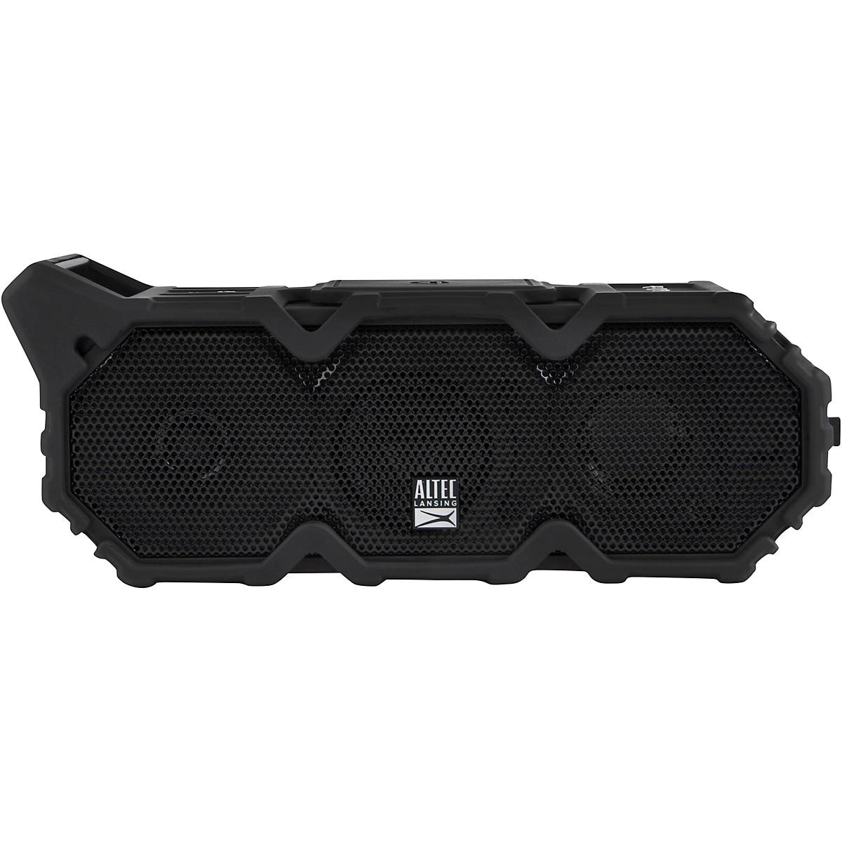 Altec Lansing LifeJacket XL Jolt Portable Waterproof Bluetooth Speaker