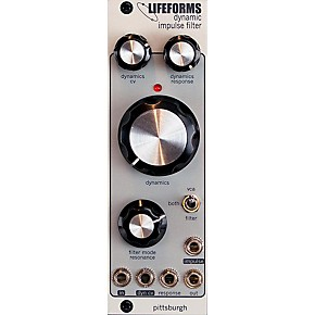 pittsburgh modular synthesizers lifeforms dynamic impulse filter guitar center. Black Bedroom Furniture Sets. Home Design Ideas