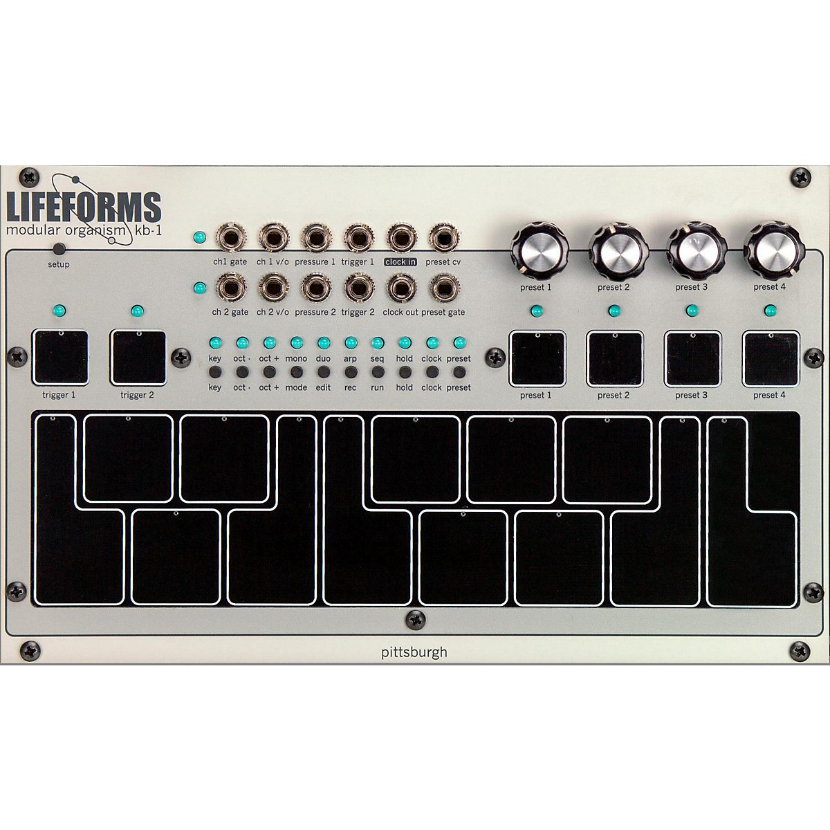 Pittsburgh Modular Synthesizers Lifeforms KB-1