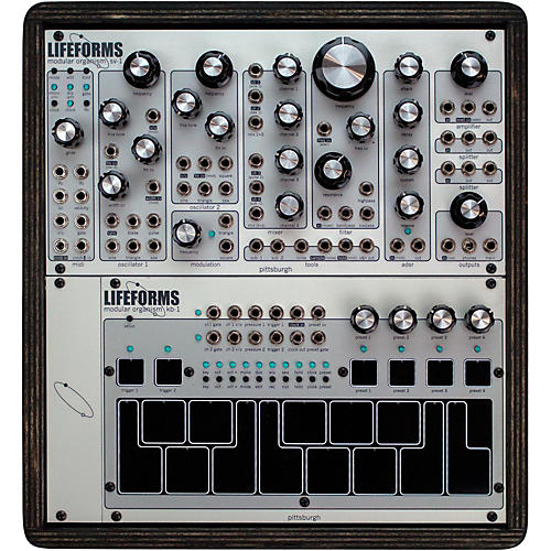 Pittsburgh Modular Synthesizers Lifeforms System 201