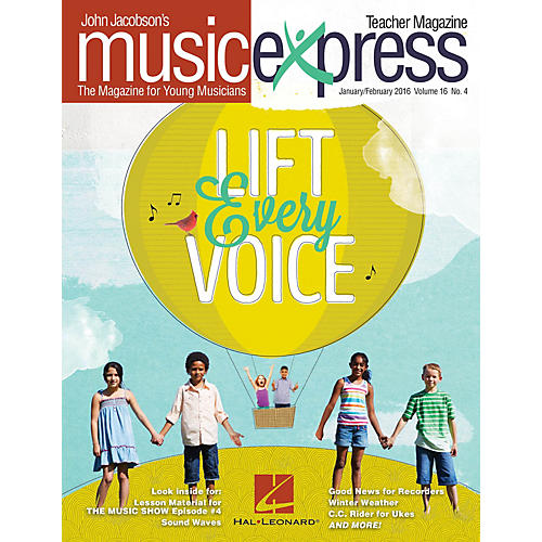 Hal Leonard Lift Every Voice Vol. 16 No. 4 Teacher Magazine w/CD by Bobby Darin Arranged by Roger Emerson