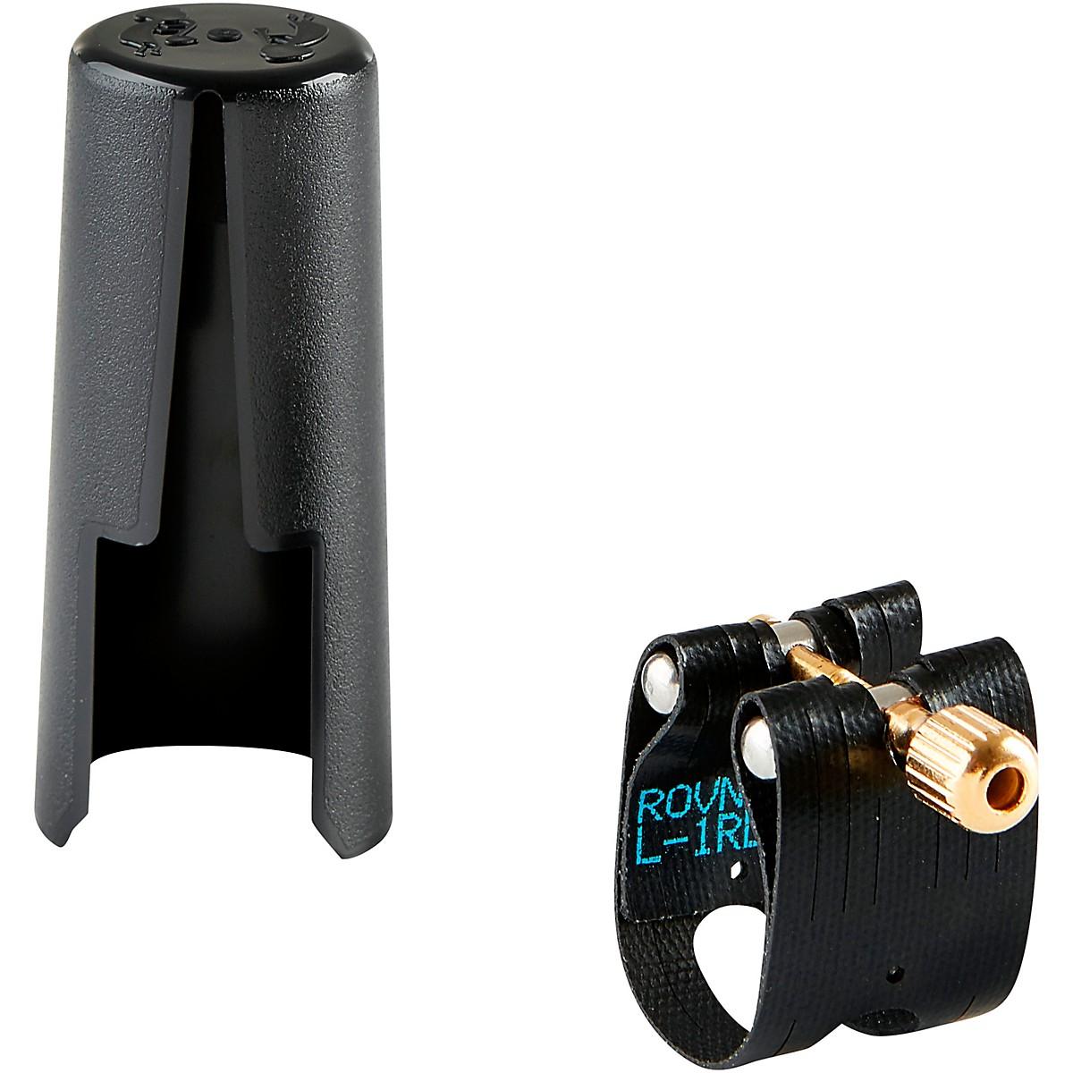 Rovner Light Alto Saxophone Ligature and Cap