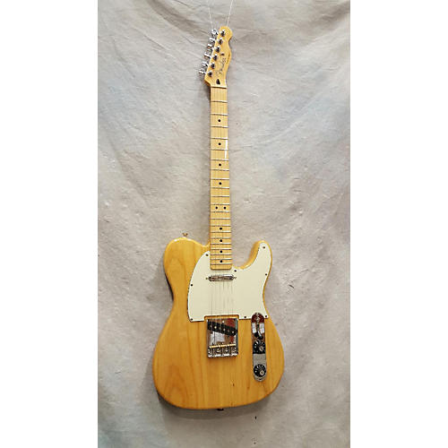 Fender Light Ash Telecaster Solid Body Electric Guitar