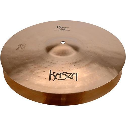 Kasza Cymbals Light Top/Heavy Flat Bottom Skinny Fat Rock Hi-hats