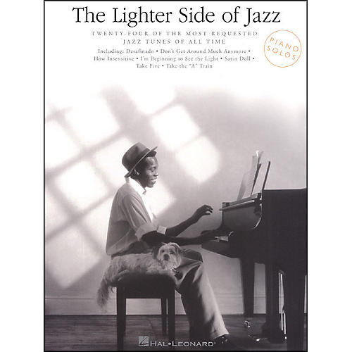 Hal Leonard Lighter Side Of Jazz arranged for piano solo