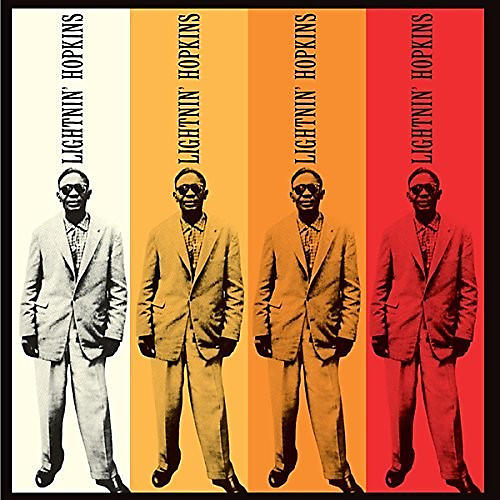 Alliance Lightnin Hopkins - Lightnin Hopkins + 2 Bonus Tracks