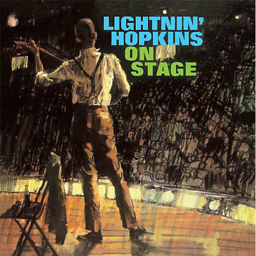 Alliance Lightnin' Hopkins - Lightnin' Hopkins On Stage