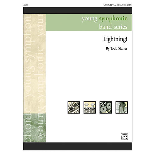 Alfred Lightning! Grade 2 (Medium Easy)