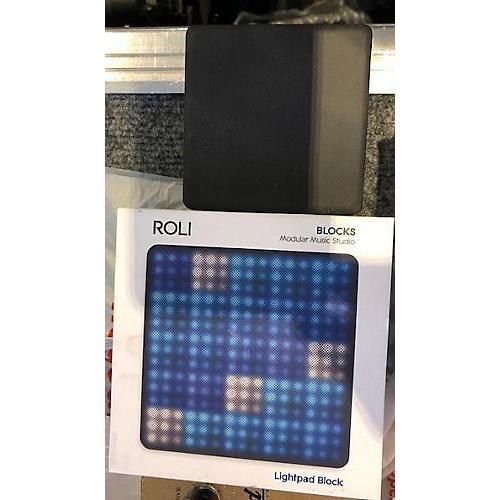 ROLI Lightpad Block Production Controller