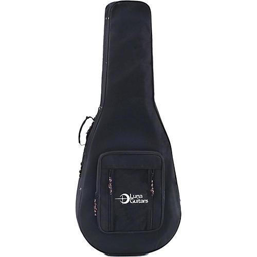 Luna Guitars Lightweight Case for Folk and Parlor Size Guitars