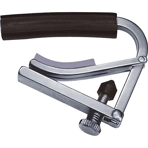 Shubb Lightwieght Aluminum Capo for Steel String Guitar