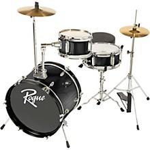 Lil' Kicker 3-Piece Junior Drum Set Level 1 Black