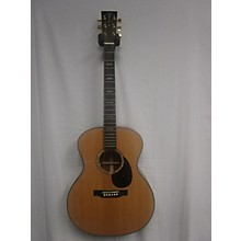 Martin Limited Custom Acoustic Electric Guitar