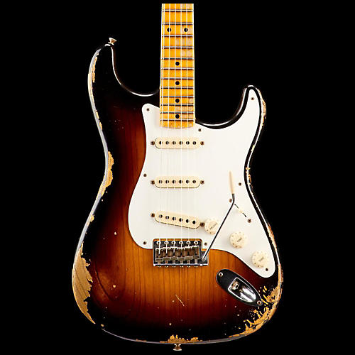 Fender Custom Shop Limited Edition 1956 Heavy Relic Stratocaster Maple Fingerboard Electric Guitar