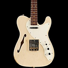 Fender Custom Shop Limited Edition '50s Thinline Relic Telecaster Rosewood Neck Vintage Blonde