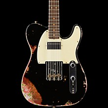 Fender Custom Shop Limited Edition '60s Telecaster HS Maple Fingerboard Black over Pink Paisley