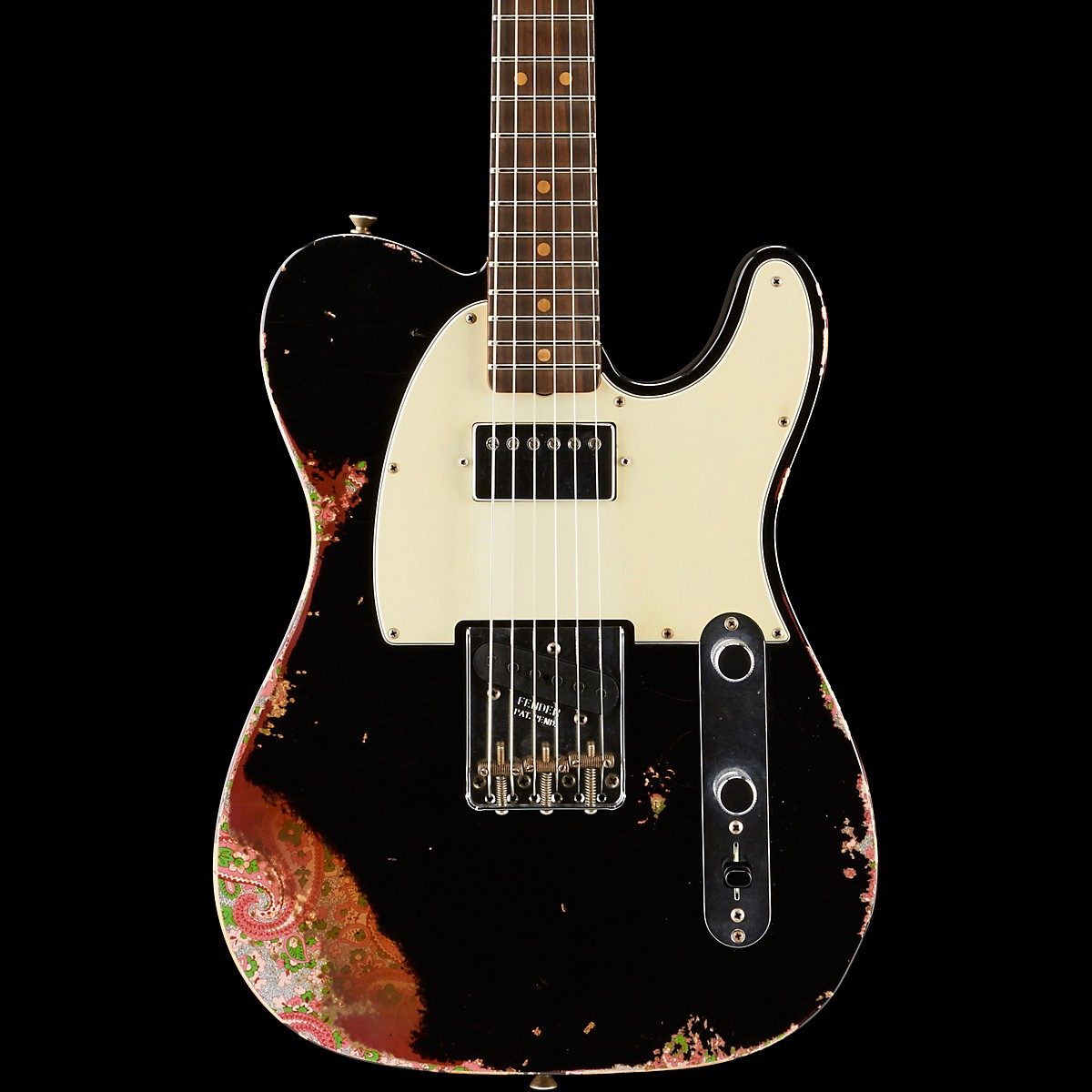 Fender Custom Shop Limited Edition '60s Telecaster HS Rosewood Fingerboard