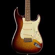 Fender Custom Shop Limited Edition '63 Journeyman Relic Stratocaster 3-Color Sunburst Sparkle