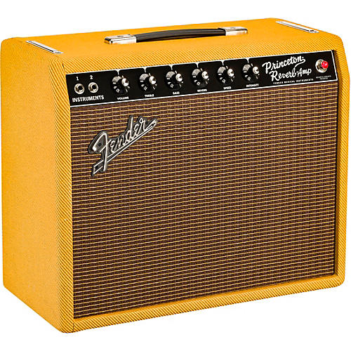 Fender Limited-Edition '65 Princeton Reverb 15W 1x12 Tube Guitar Combo Amp