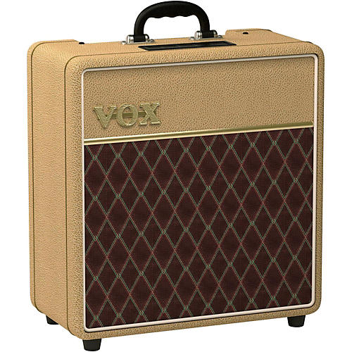 vox limited edition ac4 4w 1x12 tube guitar combo amp tan guitar center. Black Bedroom Furniture Sets. Home Design Ideas