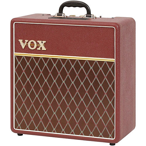 vox limited edition ac4c112mb tube guitar amp combo vintage red guitar center. Black Bedroom Furniture Sets. Home Design Ideas