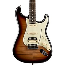 Fender Limited Edition American Elite Stratocaster HSS Shawbucker FMT Electric Guitar