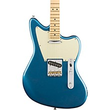 Limited Edition American Professional Offset Telecaster with Maple Fingerboard Level 2 Lake Placid Blue 190839486202
