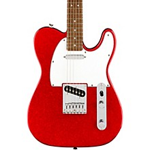 Limited-Edition Bullet Telecaster Electric Guitar Red Sparkle