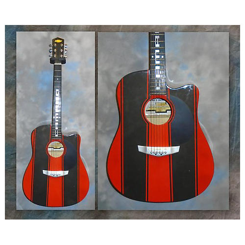 used esteban limited edition camaro acoustic electric guitar guitar center. Black Bedroom Furniture Sets. Home Design Ideas