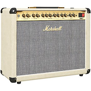 marshall limited edition dsl40cr 40w 1x12 tube guitar combo amp cream guitar center. Black Bedroom Furniture Sets. Home Design Ideas