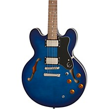 Limited-Edition Dot Deluxe Semi-Hollow Electric Guitar Blue Burst