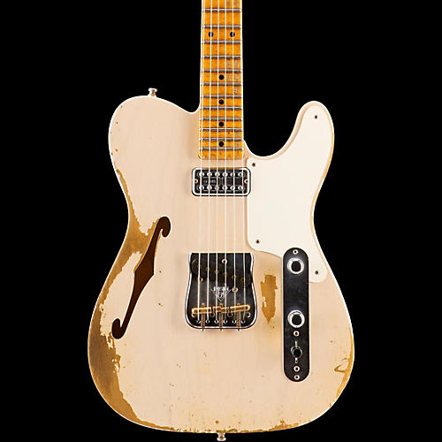 Fender Custom Shop Limited Edition Heavy Relic Caballo Ligero Maple Fingerboard Electric Guitar