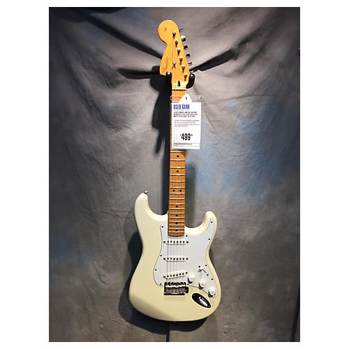 Fender Limited Edition Hendrix Style Stratocaster Solid Body Electric Guitar