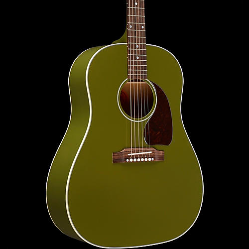 Gibson Limited Edition J-45 Olive Green Acoustic-Electric Guitar