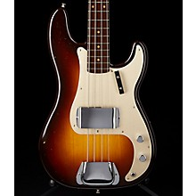 Fender Custom Shop Limited Edition Journeyman Relic '57 Precision Bass Rosewood Neck Electric Bass Guitar