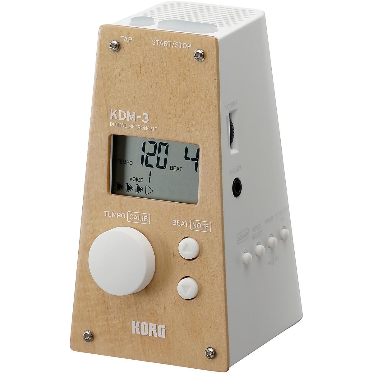 Korg Limited Edition KDM-3 Digital Metronome