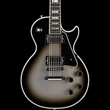 Gibson Custom Limited-Edition Les Paul Custom Electric Guitar Silver Burst