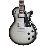 Epiphone Limited Edition Les Paul Custom PRO Electric Guitar Silver Burst