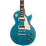 Limited Edition Les Paul Traditional PRO-II Electric Guitar Ocean Blue Burst