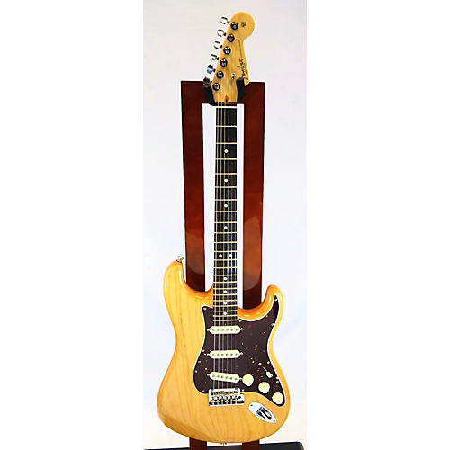 Fender Limited Edition Lite Ash American Professional Stratocaster Solid Body Electric Guitar