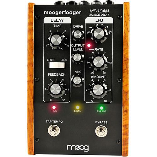 moog limited edition mf 104m moogerfooger analog delay effects pedal guitar center. Black Bedroom Furniture Sets. Home Design Ideas
